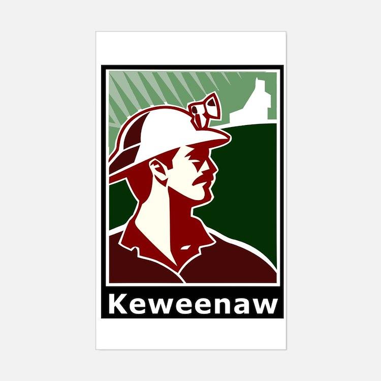 Keweenaw Heritage Decal