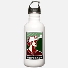 Keweenaw Heritage Water Bottle