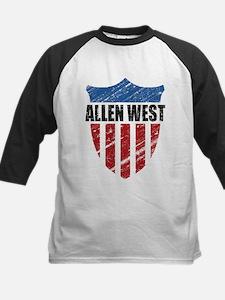 Allen West Shield Tee