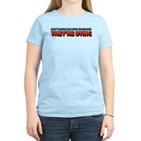 The Elderly, They're Dying Women's Light T-Shirt