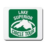 Lake Superior Circle Tour Mousepad