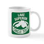 Lake Superior Circle Tour Mug