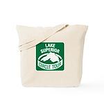 Lake Superior Circle Tour Tote Bag