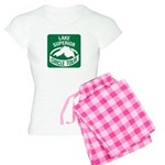 Lake Superior Circle Tour Women's Light Pajamas