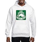 Lake Superior Circle Tour Hooded Sweatshirt