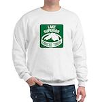 Lake Superior Circle Tour Sweatshirt