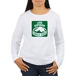 Lake Superior Circle Tour Women's Long Sleeve T-Sh