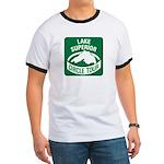 Lake Superior Circle Tour Ringer T