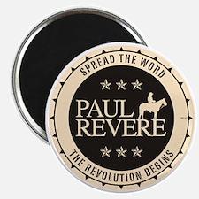 Paul Revere Magnet