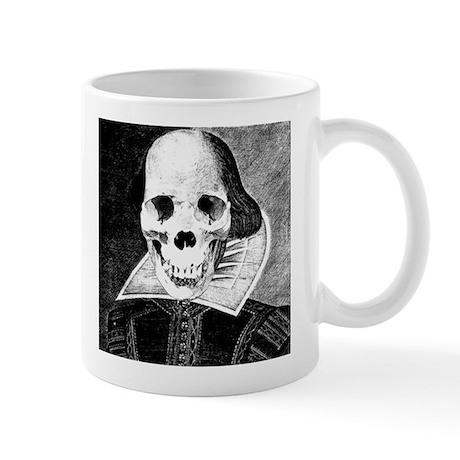 Shakespeare's Ghost Mug