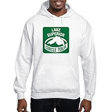 Lake Superior Circle Tour Hoodie