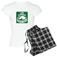 Lake Superior Circle Tour Pajamas