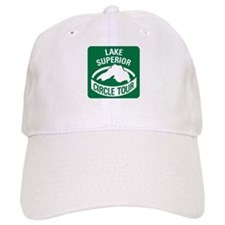 Lake Superior Circle Tour Baseball Cap