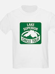Lake Superior Circle Tour T-Shirt