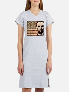 Abraham Lincoln Women's Nightshirt