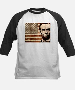 Abraham Lincoln Kids Baseball Jersey