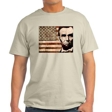 Abraham Lincoln Light T-Shirt