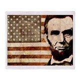 Abe lincoln Blankets