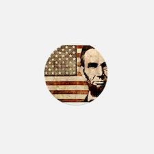 Abraham Lincoln Mini Button (10 pack)
