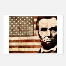 Abraham Lincoln Postcards (Package of 8)