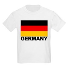 Germany Flag Kids T-Shirt