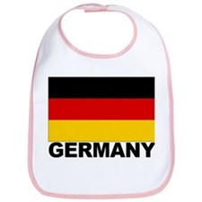 Germany Flag Bib