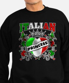Italian Princess Sweatshirt (dark)