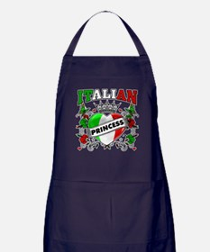 Italian Princess Apron (dark)
