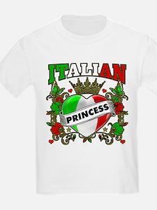 Italian Princess T-Shirt