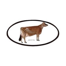 Jersey Cow Patches