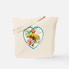 Little Sweetheart Tote Bag