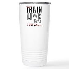 Love.Live.Train.Rest SPB Travel Mug