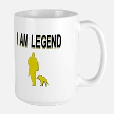 i am legend Mug