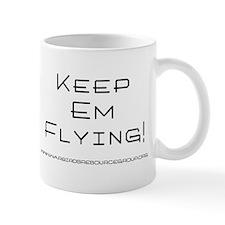 WIX/Keep Em Flying Mug