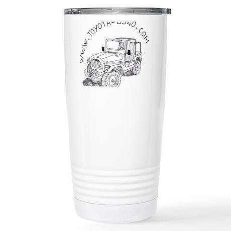 Mug de voyage / Stainless Steel Travel Mug