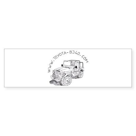 Autocollant par 10 / Sticker (Bumper 10 pk)