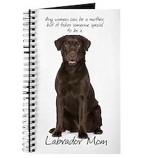 Chocolate Lab Mom Journal