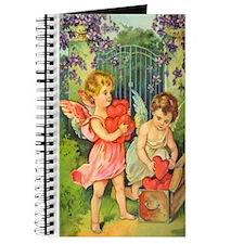 Cupid's Heart Box Journal