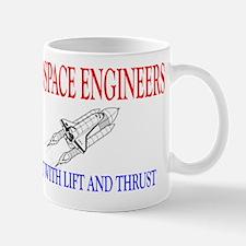 Aerospace Engineers Do It Mug