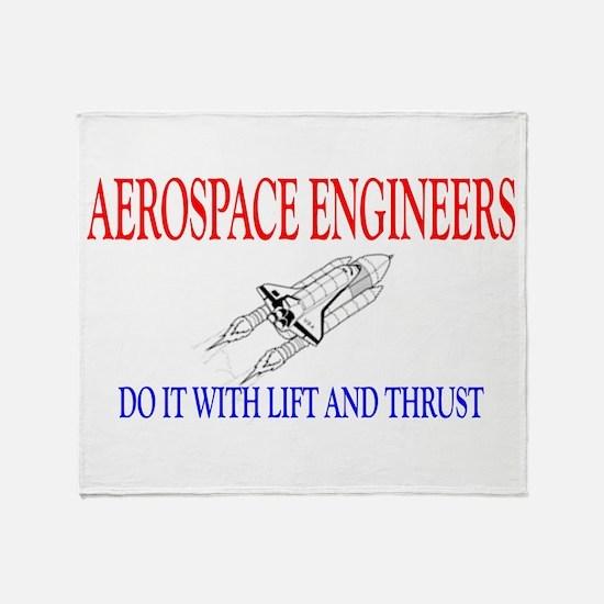 Aerospace Engineers Do It Throw Blanket