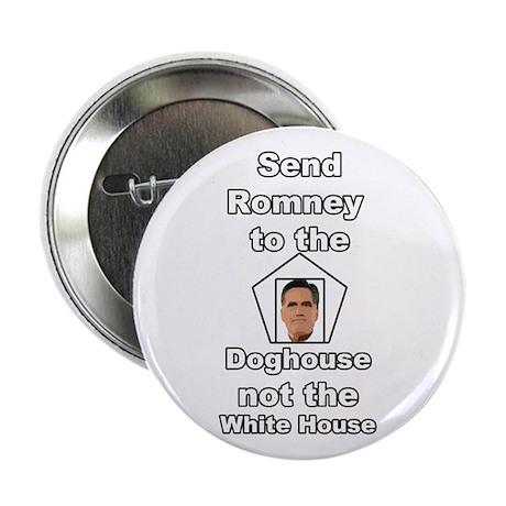 "Dogs Against Mitt Romney 4 2.25"" Button (100 pack)"