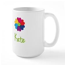 Kate Valentine Flower Mug