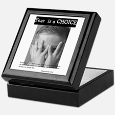 Fear Keepsake Box