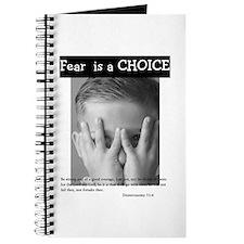 Fear Journal