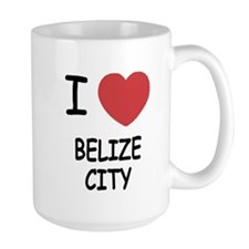I heart belize city Mug