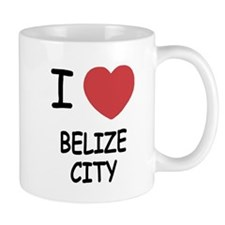 I heart belize city Mug