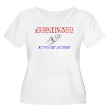 Aerospace Engineers Do It T-Shirt