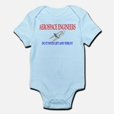 Aerospace Engineers Do It Infant Bodysuit