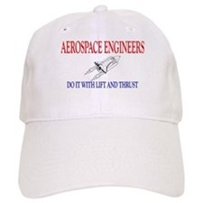 Aerospace Engineers Do It Baseball Cap