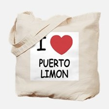 I heart puerto limon Tote Bag